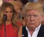 Melania Trump brzydzi się dotyku swojego męża? (FOTO + WIDEO)