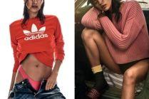 """Irina Shayk rozbiera się w """"Vogue'u"""""""