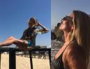 Hania Lis na samotnych wakacjach w Portugalii (FOTO)