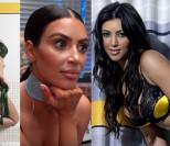 Kim Kardashian w sesji sprzed 10 lat! Poznajecie? (ZDJĘCIA)