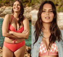 Modelka plus size w kampanii reklamowej Mango!