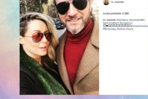 Wesoła Rozenek pokazała nowe selfie