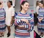 Jessica Biel jest w ciąży czy... źle dobrała sukienkę? (FOTO)