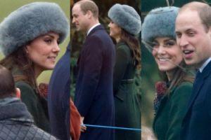 Kate Middleton ma czapkę Z NATURALNEGO FUTRA małej alpaki! (ZDJĘCIA)