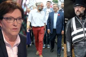 """Kopacz broni Kijowskiego: """"On zrobił wielką rzecz! Wyprowadził ludzi na ulice"""""""