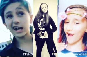 """Córki Wiśniewskiego """"śpiewają"""" na Instagramie. Chcą zostać gwiazdami?"""