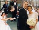 """Kinga Rusin wspomina małżeństwo z Lisem: """"Byłam tak szczupła, że poszłam do ślubu w sukience komunijnej"""""""