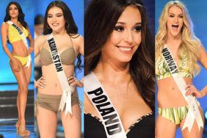 Uczestniczki Miss Universe w bikini! (ZDJĘCIA)