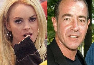 Lubi striptizerki, które... wyglądają jak Lindsay!