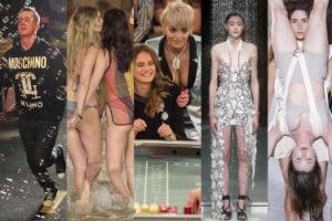 NAJLEPSZE i NAJDZIWNIEJSZE pokazy mody 2015! (ZDJĘCIA)