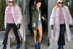 Monika Olejnik kupiła te same buty co Kendall Jenner (ZDJĘCIA)