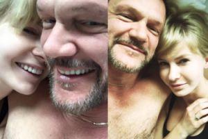 """Czarek i Edyta świętują rocznicę ślubu: """"Cały czas zajebiście!"""" (FOTO)"""