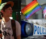 """Policja spisała ucznia, który zorganizował dyskusję o prawach osób LGBT! """"Pytali, ile osób przyszło. Byli bardzo zdeterminowani"""""""