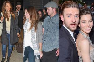 Justin Timberlake zabrał żonę na randkę (ZDJĘCIA)