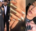 Manicure Gigi Hadid na galę MET kosztował... 8 tysięcy złotych! (FOTO)