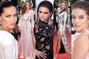 Modelki w Cannes: Lima, Jenner, Kloss... (ZDJĘCIA)