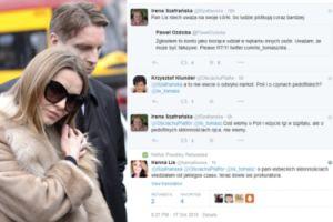 """Tomasz Lis atakowany na Twitterze. Hania grozi """"konsekwencjami prawnymi""""!"""