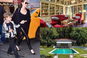 """Angelina Jolie kupi willę za 25 MILIONÓW?! """"Szuka miejsca na nowe życie"""" (ZDJĘCIA)"""