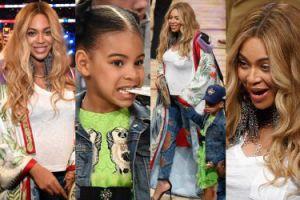 Ciążowy brzuch Beyonce w kimonie za... 65 tysięcy! (ZDJĘCIA)