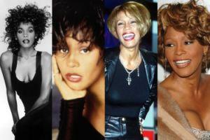 Whitney Houston: 1963-2012 (ZDJĘCIA)