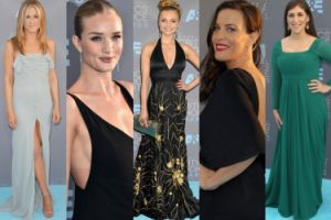 Jennifer Aniston i Iza Miko na Critics' Choice Awards! (ZDJĘCIA)