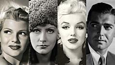 """Tak wyglądała """"Złota Era Hollywood"""" (ZDJĘCIA)"""