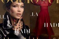 """Bella Hadid na dwóch okładkach arabskiego """"Vogue'a"""""""