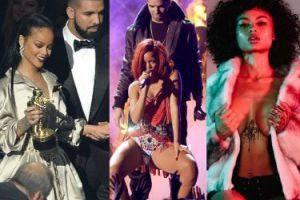 Rihanna już ROZSTAŁA SIĘ z Drake'm! Raper ma nową kochankę?