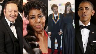 Gwiazdy na ostatniej imprezie Obamów: Al Pacino, Kevin Spacey, Aretha Franklin... (ZDJĘCIA)