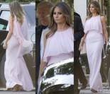 Obrażona Melania jedzie na wesele z Donaldem (ZDJĘCIA)