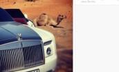 Kim Kardashian bawi się w Dubaju