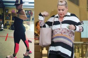 """Pink: """"Mam 160 centymetrów wzrostu i ważę 75 kilo! Jestem otyła"""" (FOTO)"""