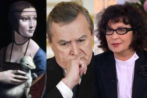 """Muzeum Narodowe: """"Fundacja Czartoryskich pobierała pieniądze za udostępnianie Damy z łasiczką"""""""