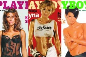 """Polski """"Playboy"""" w latach 90-tych: NAJLEPSZE OKŁADKI!"""