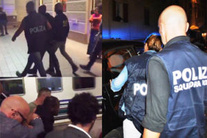 Czwarty członek gangu z Rimini jest już w areszcie! To 20-letni obywatel Konga