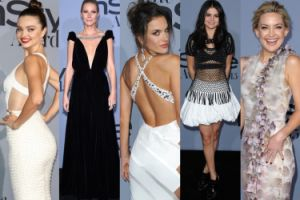 "Kate Hudson, Selena Gomez i modelki na gali magazynu ""InStyle""! (ZDJĘCIA)"