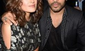 Salma Hayek i Lenny Kravitz razem na pokazie Saint Laurent
