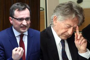 """Ziobro chce ekstradycji Polańskiego do USA: """"Kieruję kasację do Sądu Najwyższego"""""""