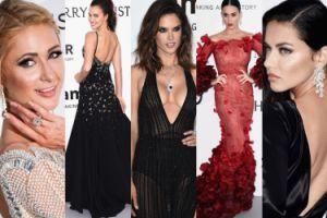 Gwiazdy na gali amfAR: Perry, Shayk, Hilton, Ambrosio... (ZDJĘCIA)