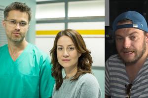 """Łukasz Palkowski o serialu """"Diagnoza"""": """"Zgodziłem się z chciwości i z powodu Żuławskiego"""""""