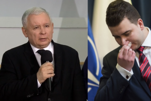 """Kaczyński o Misiewiczu: """"BULWERSUJĄCA SPRAWA. Podpiszę decyzję o zawieszeniu go w prawach członka PiS!"""""""