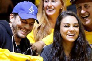 Mila Kunis i Ashton Kutcher będą mieli drugie dziecko!