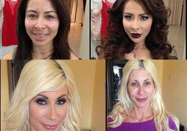 Zobacz AKTORKI PORNO bez makijażu! SEKSOWNE?