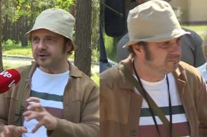 """Arkadiusz Jakubik: """"Do każdej roli podchodzę śmiertelnie poważnie"""""""