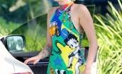 Miley Cyrus w szalonej stylizacji (GALERIA)