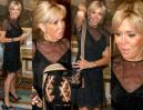 Wystylizowana Brigitte Macron cieszy się z prezentu od pierwszej damy Kolumbii (ZDJĘCIA)