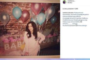 Natalia Kukulska pokazała baby shower