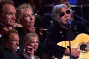 """Idol Stinga zaśpiewał przed nim jego piosenkę. Fani są bezlitośni: """"Tego nie da się oglądać"""""""