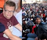 """Meller o przyjmowaniu uchodźców: """"Uwielbiam jeździć do krajów islamu. Niekoniecznie chciałbym mieć islam u siebie!"""""""