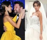 Siwiec o sukni ślubnej: